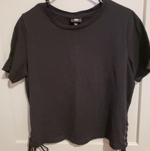 Mossimo Lace-up T Size XL